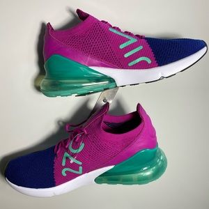Nike Air Max 270 Flyknit size 105